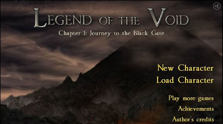 Legend of the Void - Play Free Here http://htl.li/10lhwX