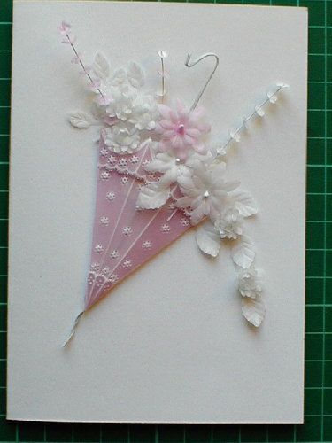 "Pergamano Bridal Shower Card #parchmentcraft"" or ""#tarjeteríaespañola"" vist me at My Personal blog: http://stampingwithbibiana.blogspot.com/"