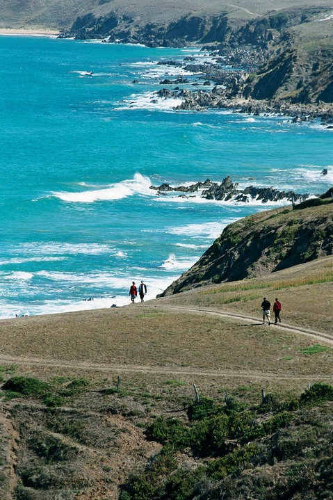 Heysen Trail - Fleurieu Peninsula - South Australia. Amazing walks and stunning scenery. This part of the trail is 40 mins south of Mulberry Lodge.