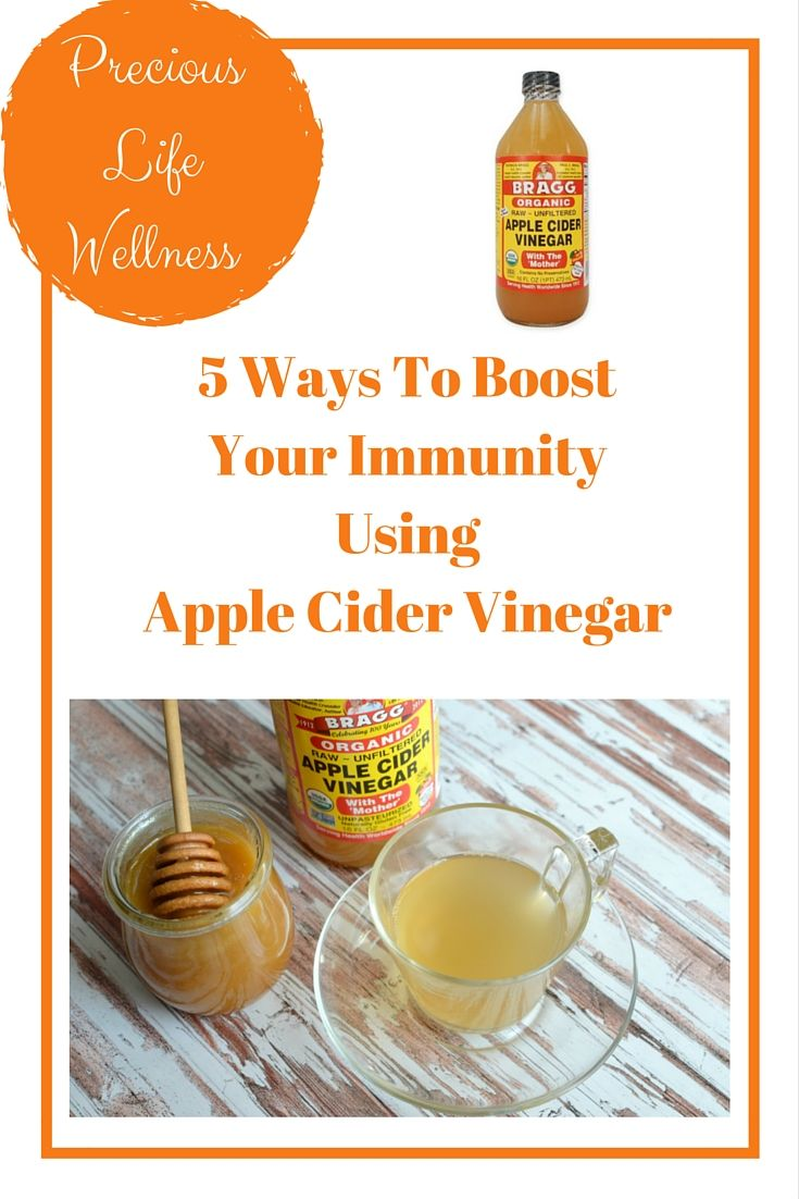 Immune Boosting Apple Cider, Honey & Ginger Shots Recipe