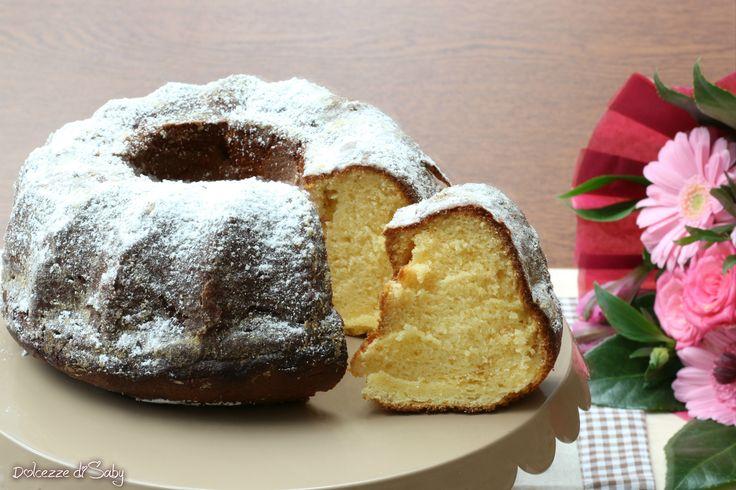 La ciambella brasiliana é un dolce semplice e goloso per la prima colazione o la merenda ed é pronto in 40 minuti inoltre con contiene zucchero aggiunto.