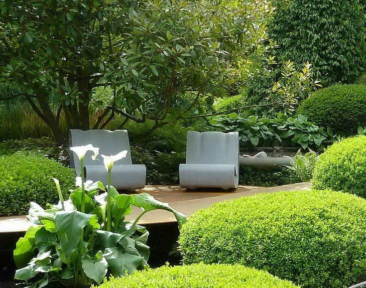 Feng Shui Gartengestaltung: Ideen Für Die Neun Bagua Zonen