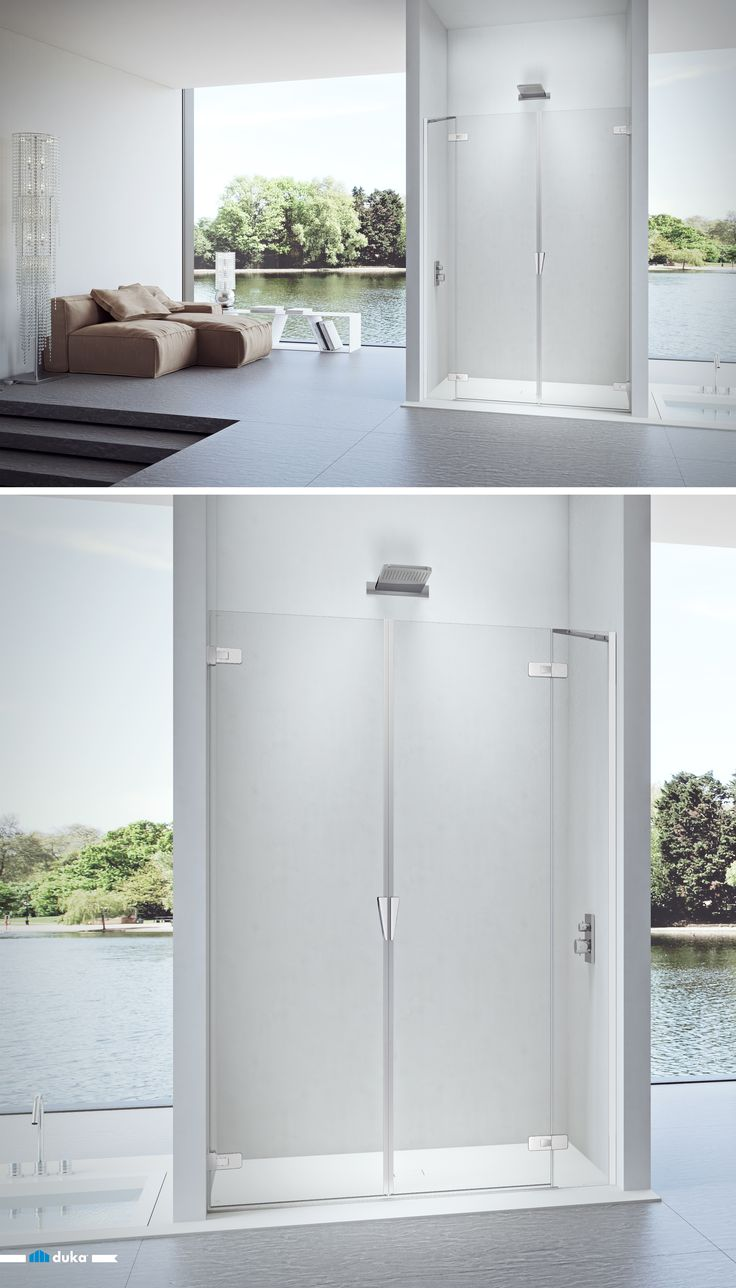pura - a superior shower enclosure with maximized glass surfaces for an impressive light incidence. Give your bathroom a touch of lightness with a luxurious frameless shower of highest quality.
