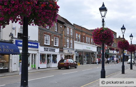 Sevenoaks - Family History. some of my mothers family came from a small town near here