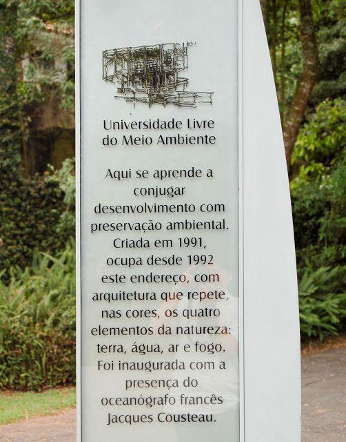 Universidade Livre do Meio Ambiente. Circulando por Curitiba