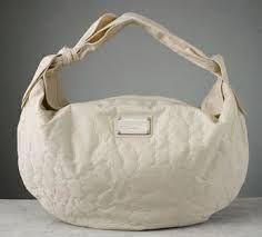 Image result for anya hindmarch cream white hobo