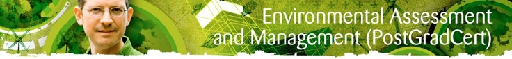 Course and unit information for the Postgraduate Certificate in Environmental Assessment and Management at Murdoch University