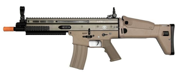 Classic Army FN SCAR-L Sportline AEG Airsoft Rifle, Fully Licensed FN Herstal Trademarks, Tan - REFURBISHED -WholesaleLoading that magazine is a pain! Get your Magazine speedloader today! http://www.amazon.com/shops/raeind