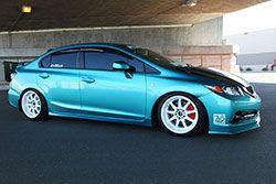 Les pièces de performance de K&N pour la Honda Civic ajoutent de la Puissance et de la Protection