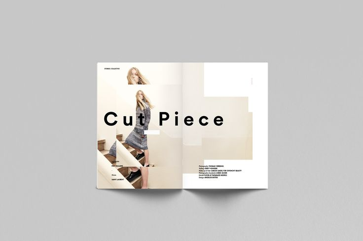 STORIES COLLECTIVE | Issue 06 / 03 on Behance