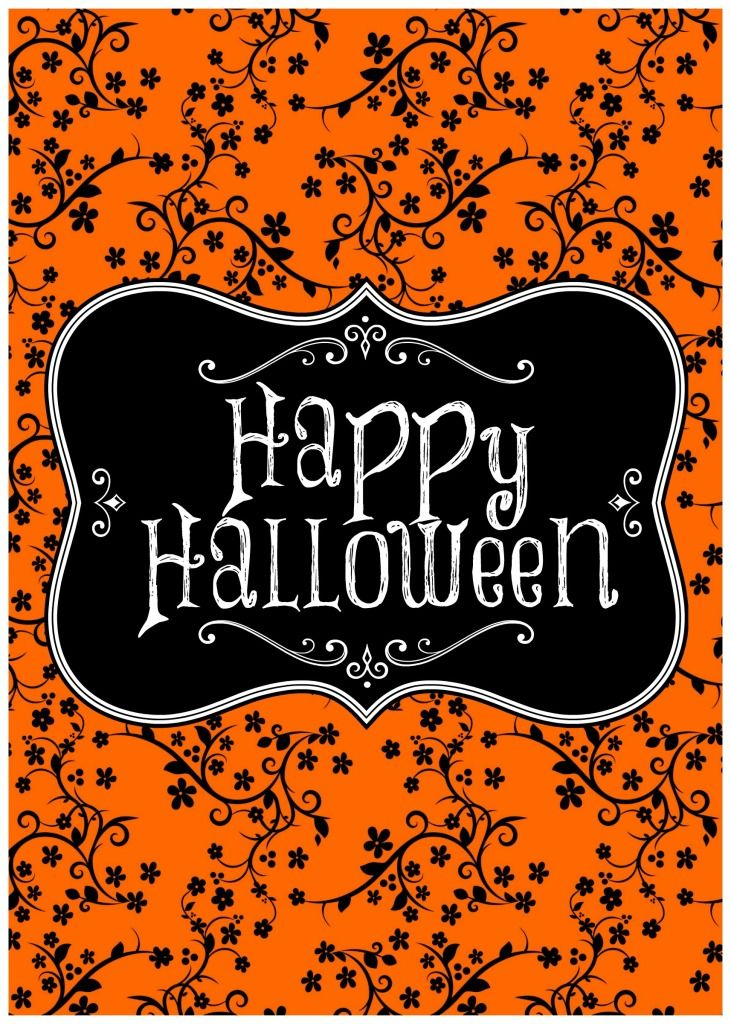 Happy Halloween friends of pinterest!