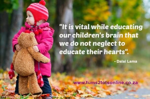 educate our children's hearts