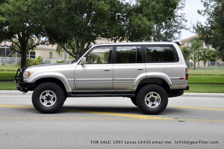 1997 Lexus LX450: DIFF LOCK | ARB | RUST FREE | OME | SERVICED | LAND CRUISER - Expedition Portal