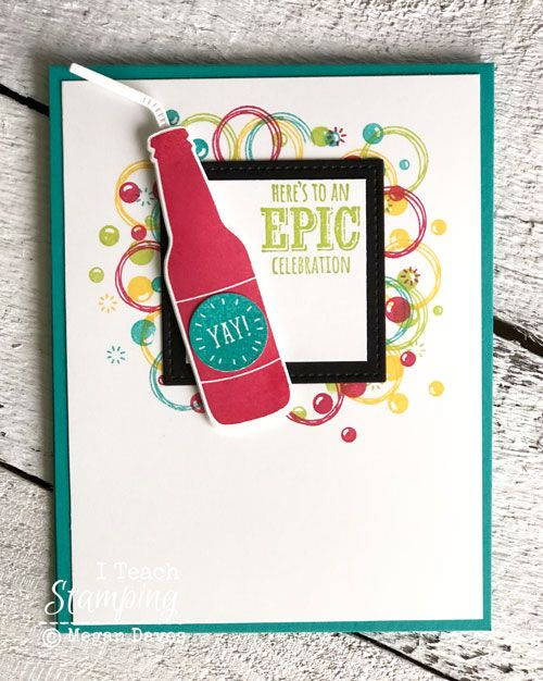 Simple Card Making Ideas Free Part - 29: Stampin Up Bubble Over Bundle. Stampinu0027 Up! Cards | Cardmaking Ideas ...