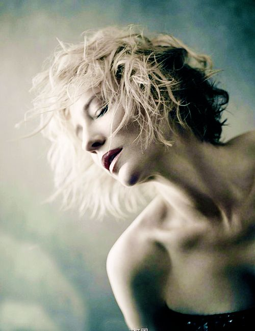 Cate Blanchett by Paolo Roversi for 'Obsession', 2014. www.workshopexperience.com
