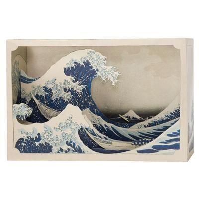 Tatebanko Wave, Noted, Yard Gallery