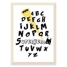 Shop - Superhero prints perfect for superhero room decor#superheroalphabet #alphabetprint #boysroomdecor #kidsroomdecor #kidsroomideas #boysroomideas #kidsroominspo #superheroprint #batmanprint #superheroart #superheroalphabetprint #batmanroom #superheroroom #superherodecor #superheroroomdecor