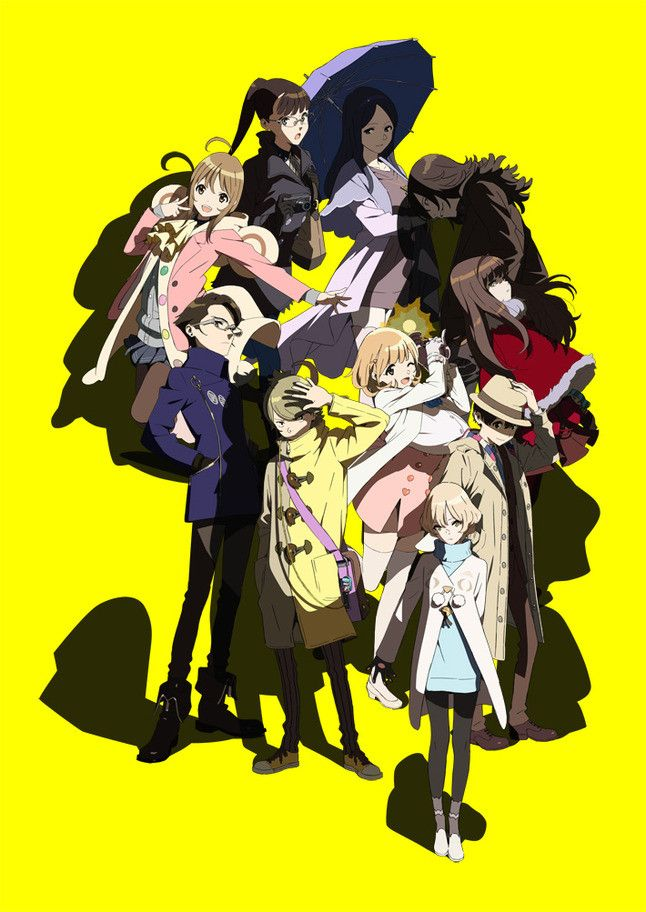 Occultic;Nine TV Anime Reveals More of Cast, October 8 Debut, New Visual      Satomi Akesaka, Kenjiro Tsuda, Maria Naganawa join latest from Steins;Gate creator        The official website for the television anime of Chiyom... Check more at http://animelover.pw/occulticnine-tv-anime-reveals-more-of-cast-october-8-debut-new-visual/