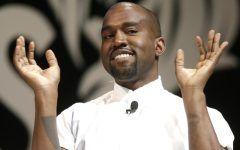 Wondrous Kanye West Smiling Wallpaper HD