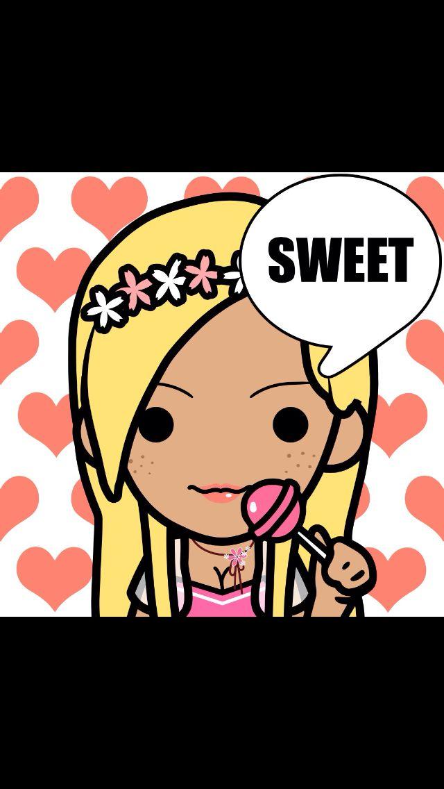 Sweet faceQ