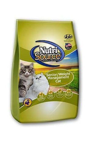 TUFFY'S cat FOOD 131549 Nutri Cat Senior Weight Management Chicken/Rice Food, 1.5-Pound ** See this great image  : Cat food