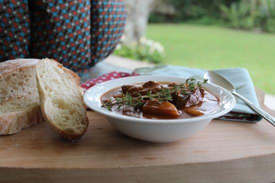Irish Stout and Beef Stew #Wonderbag | Wonderbag Recipes | Pinterest