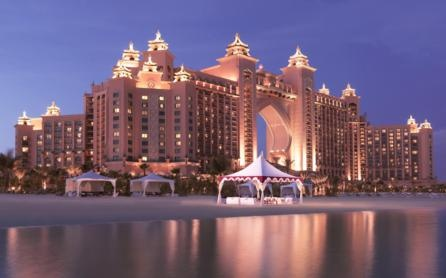 The inspiring Atlantis, The Palm