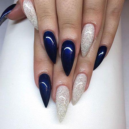 23 Schicke Stiletto Nail Art