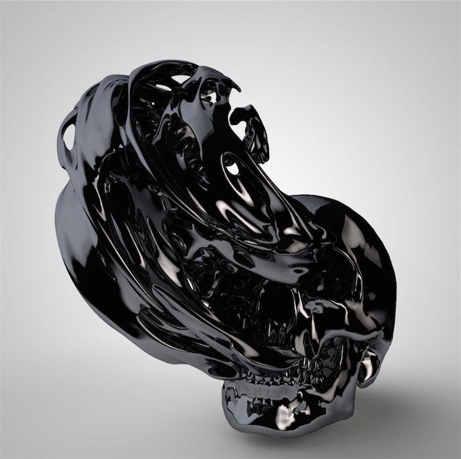 Ontmoet de kunstenaar achter 'Blacker-Than-Black', de donkerste kleur ooit gemaakt | The Creators Project