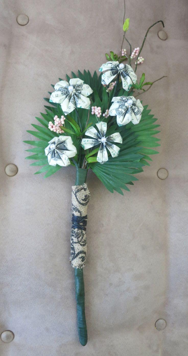 Money Flowers Bouquet Images Flower Wallpaper Hd