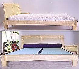 platform beds a collection of home decor ideas to try solid wood bed frame wood bed frames