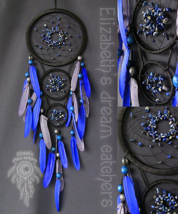 Dreamcatcher Dream catcher Dream-catcher wall hanging Feather