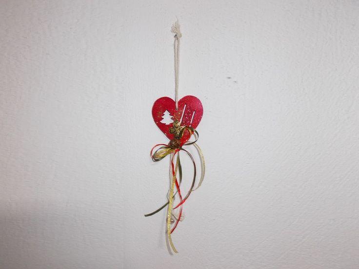γουρι κοκκινη καρδια τριφυλλι