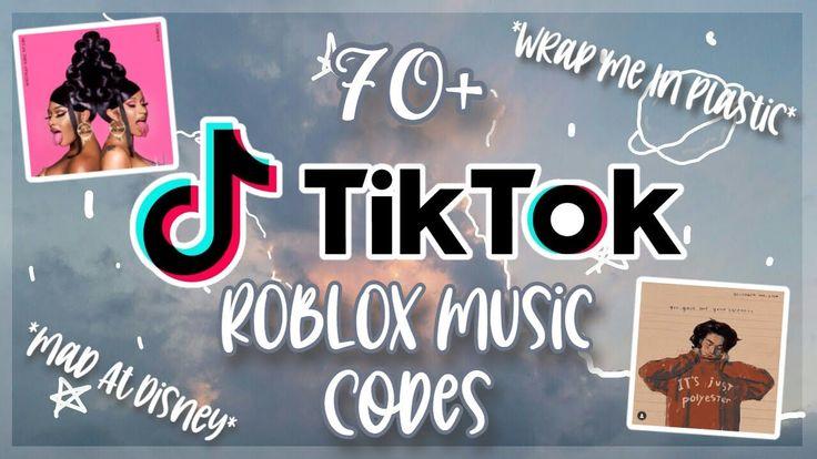 70+ ROBLOX : TikTok Music Codes : WORKING (ID) 2020 - 2021 ...