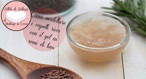Come modellare i capelli ricci con il gel ai semi di lino