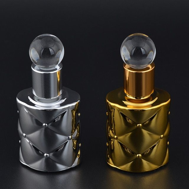 Mub 10ml Glass Vials Small Empty Laboratory Bottles Perfume Liquid Oil Fragrance Empty Perfume Bottle Review Fragrance Bottle Glass Perfume Bottle Perfume