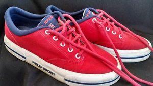 ralph lauren polo sport sneaker | Details about Vintage Polo Sport Ralph Lauren Red Deck Shoes Sneakers ...