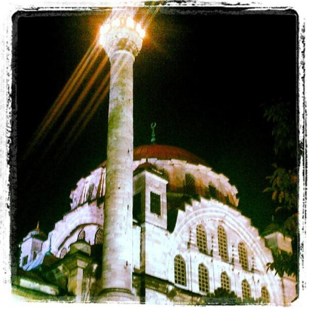 Ayazma Cami - Üsküdar / İstanbul