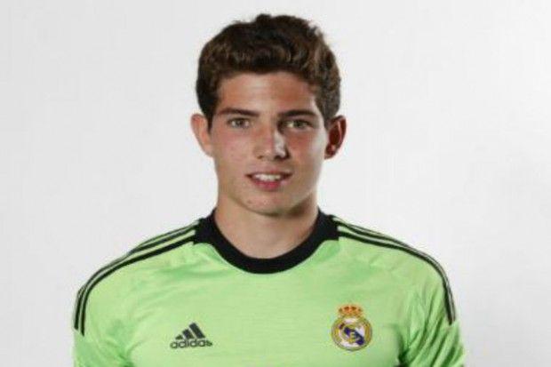 International Luca Zidane, le deuxième fils de Zizou, a intégré l'équipe juniors B du Real Madrid