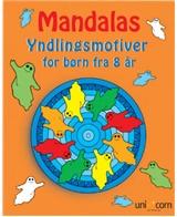 Mandalas-malebøger