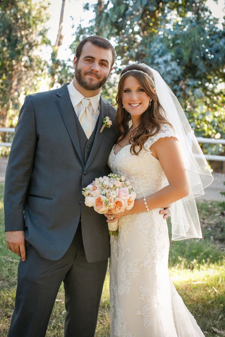 New Walnut Grove Wedding Tux rental from Friar Tux wedding dress is Casablanca