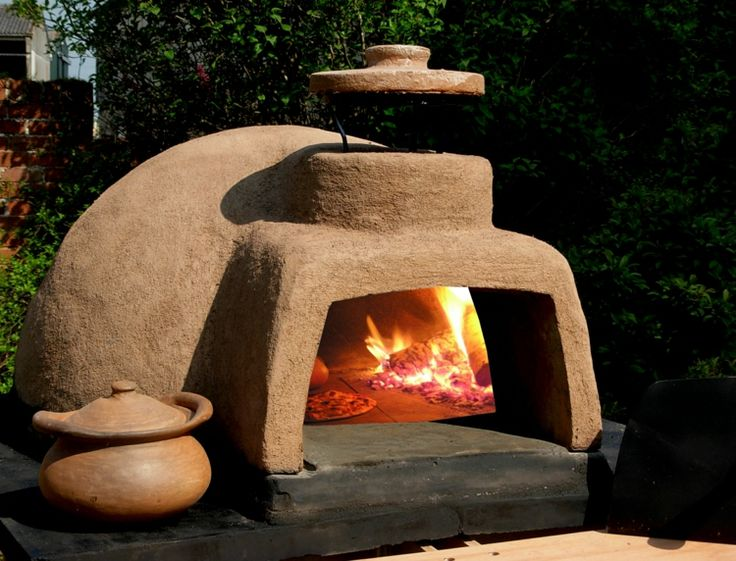 Garden Pizza Oven - Tips and Design Ideas for Imitation