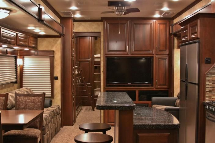 25 best ideas about 5th wheel travel trailers on - 5th wheel campers with 2 bedrooms ...