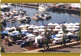 Sunday is Market Day at Everett Farmers Market in Washington 11am - 4pm on Port Gardner Landing at 1600 W. Marine View Drive http://www.farmersmarketonline.com/fm/EverettFarmersMarket.html