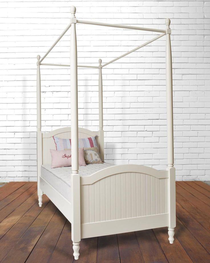 BLOOMSBURY SINGLE 4 POSTER BED