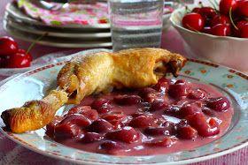 Kedvenceim: Sült hús cseresznyemártással (paleo)