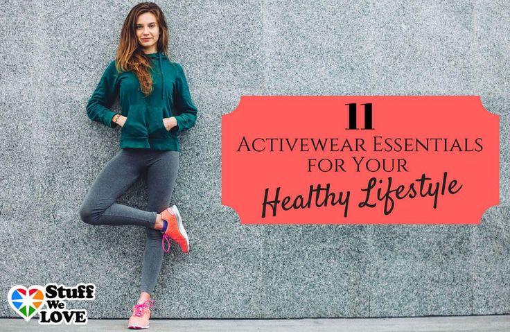 http://www.sparkpeople.com/blog/blog.asp?post=11_wardrobe_staples_every_fitness_buff_needs