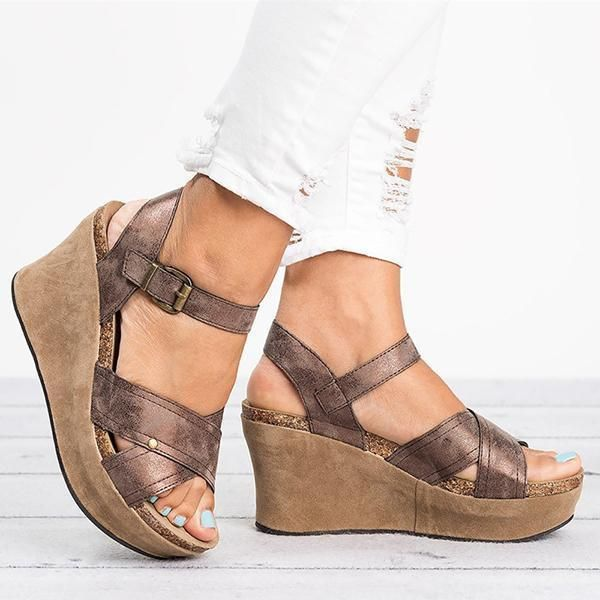 Descrption Special Discounts End Soon 10 Off On The 1st Order Code Nananova Label Size Us Size Uk Au Eu Length Inch Leng Wedge Sandals Wedges Wedges Style