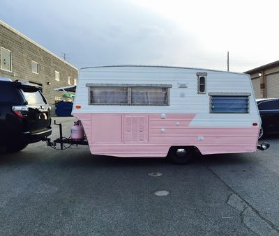 Vintage Camper Trailers - Vintage Camper Trailers For Sale