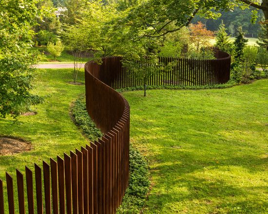 Unique Ideas for Yard Fencing   stunning home backyard fence design ideas pictures » Amazing Fence ...